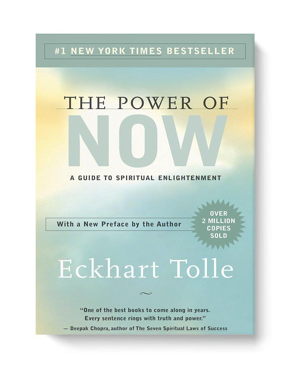 """<p>""""It's the best book about discovering how to be present in life, and an easy read as well!""""</p> <p><strong>Buy It!</strong> $10.02; <a href=""""https://www.amazon.com/Power-Now-Guide-Spiritual-Enlightenment/dp/1577314808"""" rel=""""sponsored noopener"""" target=""""_blank"""" data-ylk=""""slk:amazon.com"""" class=""""link rapid-noclick-resp"""">amazon.com</a></p>"""