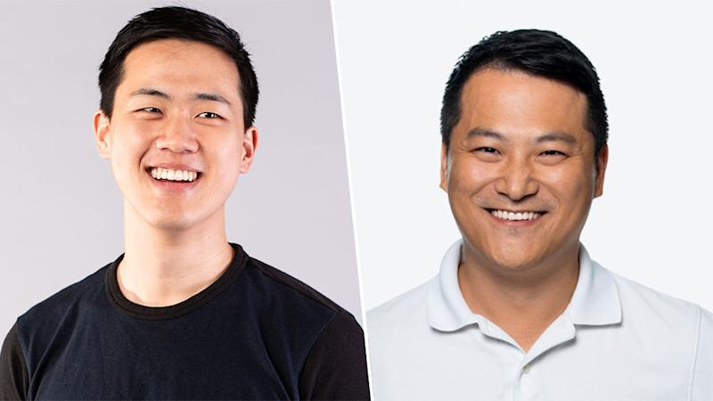 Andy Feng of Doordash and Yony Feng of Peloton