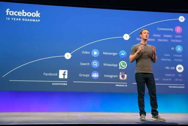 Facebook acquired WhatsApp in 2014