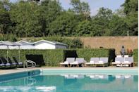 """<p>Sitting amid 300 acres of verdant Hertfordshire countryside, this five-star hotel with an outdoor pool is close to London while feeling a world away. </p><p>The swimming pool is set within <a href=""""https://go.redirectingat.com?id=127X1599956&url=https%3A%2F%2Fwww.booking.com%2Fhotel%2Fgb%2Fthe-grove-hertfordshire.en-gb.html&sref=https%3A%2F%2Fwww.harpersbazaar.com%2Fuk%2Ftravel%2Fg33508196%2Fhotels-with-outdoor-pools%2F"""" rel=""""nofollow noopener"""" target=""""_blank"""" data-ylk=""""slk:The Grove"""" class=""""link rapid-noclick-resp"""">The Grove</a>'s walled garden, alongside a beach filled with deckchairs - who needs to head to a crowded beach when you've got it all here?</p><p>A serene spot for an outdoor swim, the heated pool is where you can stretch out and soak up the rays on one of the padded sun loungers. There's also the Gazebo serving up drinks in the summer and the Potting Shed overlooking the pool, where you can sink into a comfy armchair with a board game.</p><p><a class=""""link rapid-noclick-resp"""" href=""""https://go.redirectingat.com?id=127X1599956&url=https%3A%2F%2Fwww.booking.com%2Fhotel%2Fgb%2Fthe-grove-hertfordshire.en-gb.html&sref=https%3A%2F%2Fwww.harpersbazaar.com%2Fuk%2Ftravel%2Fg33508196%2Fhotels-with-outdoor-pools%2F"""" rel=""""nofollow noopener"""" target=""""_blank"""" data-ylk=""""slk:BOOK NOW"""">BOOK NOW</a></p>"""