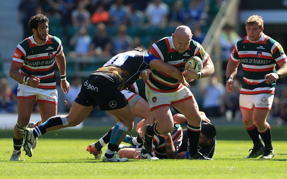 Dan Cole - Credit: PA