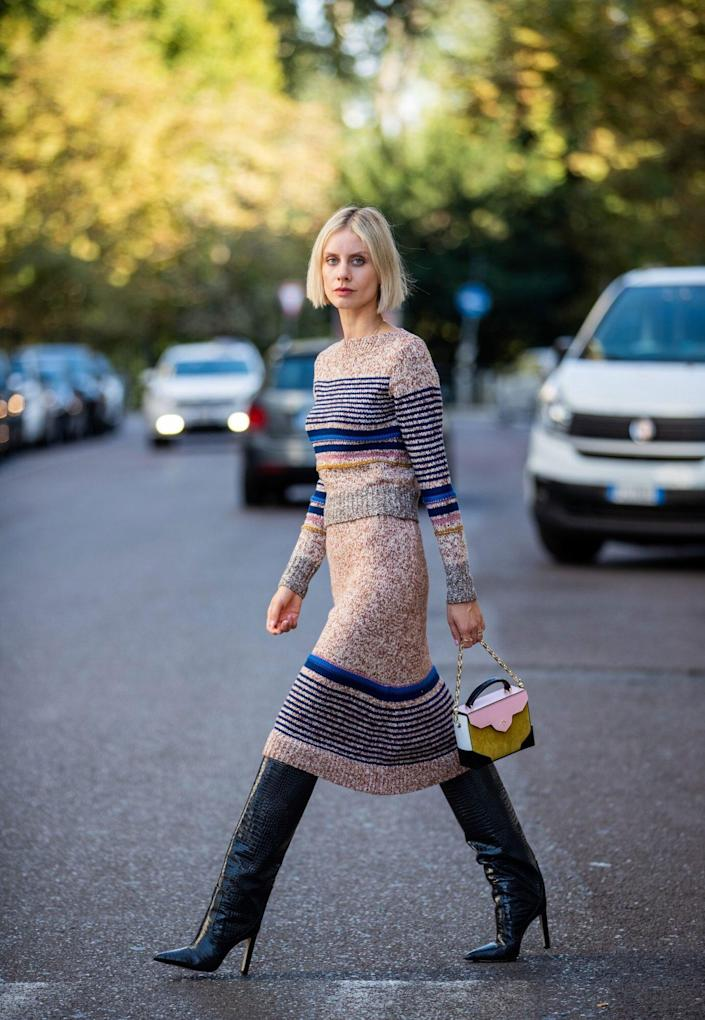 Outfit Ideas for All the Fall Weddings You're About to Go to