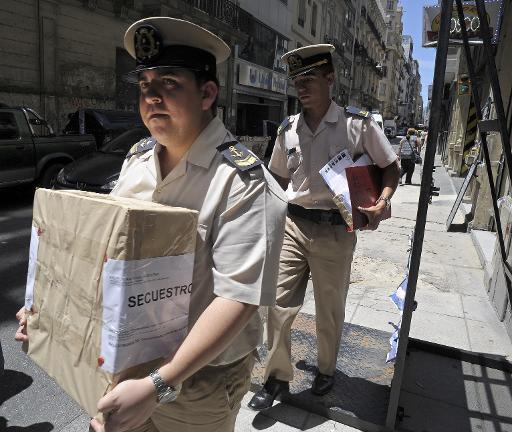 Colleague of slain prosecutor barred from leaving Argentina