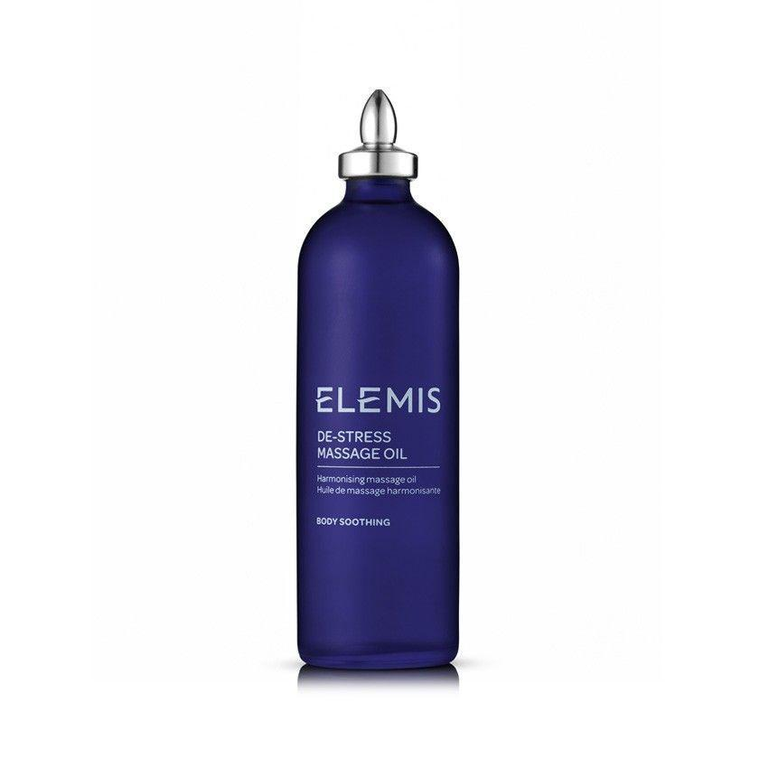 """<p><strong>Elemis</strong></p><p>elemis.com</p><p><strong>$57.50</strong></p><p><a href=""""https://go.redirectingat.com?id=74968X1596630&url=https%3A%2F%2Fwww.elemis.com%2Fus%2Fde-stress-massage-oil.html&sref=https%3A%2F%2Fwww.harpersbazaar.com%2Fbeauty%2Fskin-care%2Fg33350104%2Fbest-massage-oils%2F"""" rel=""""nofollow noopener"""" target=""""_blank"""" data-ylk=""""slk:Shop Now"""" class=""""link rapid-noclick-resp"""">Shop Now</a></p><p>Created by the skincare wizards over at Elemis, this sweet almond massage oil is a relaxing and soothing body treatment you'll want to indulge in every day.</p>"""