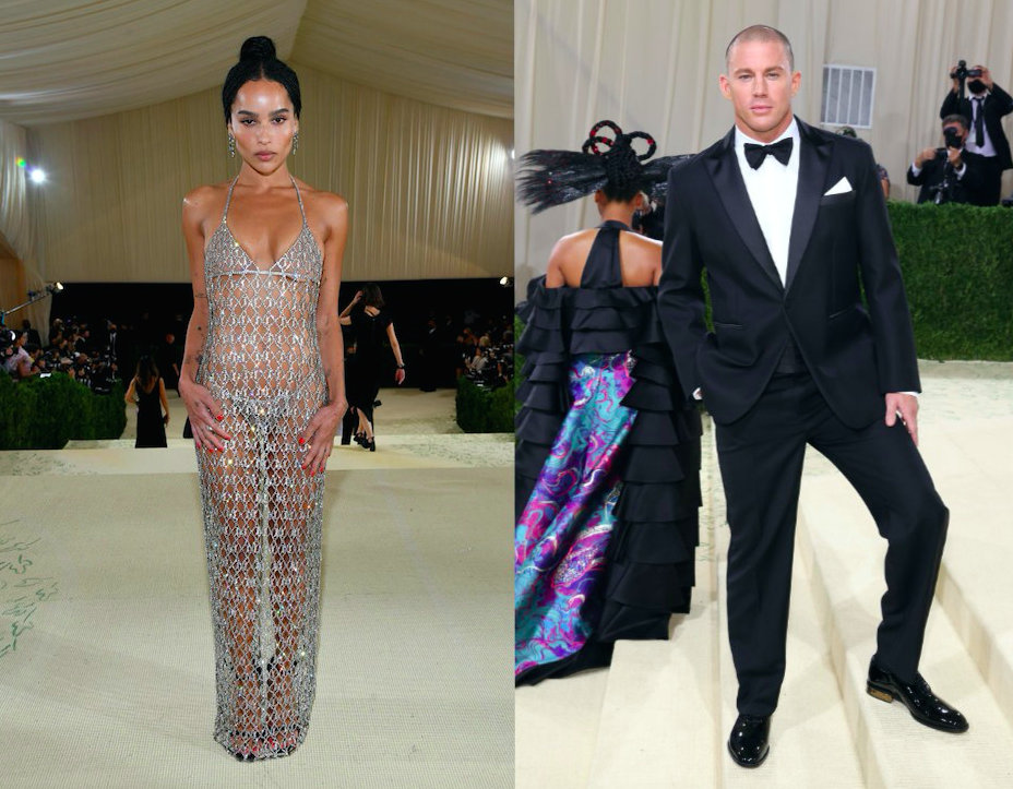 They may not be Insta-official but Zoë Kravitz and Channing Tatum sure would make a stylish pairing. (Getty Images)