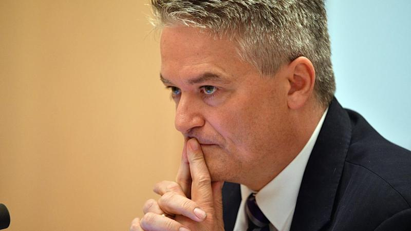 Senator Cormann says the caveat wasn't raised with him during meetings with ministers in Indonesia