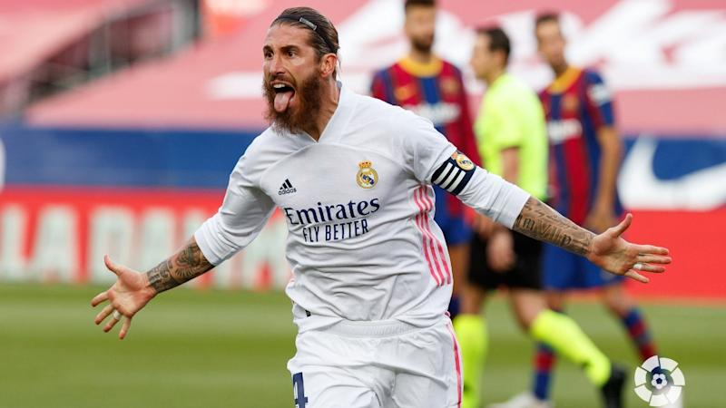 Barcelona 1–3 Real Madrid, La Liga 2020–21 Match Report: Luka Modric, Sergio Ramos Penalty Help Los Blancos Clinch Season's First El Clasico