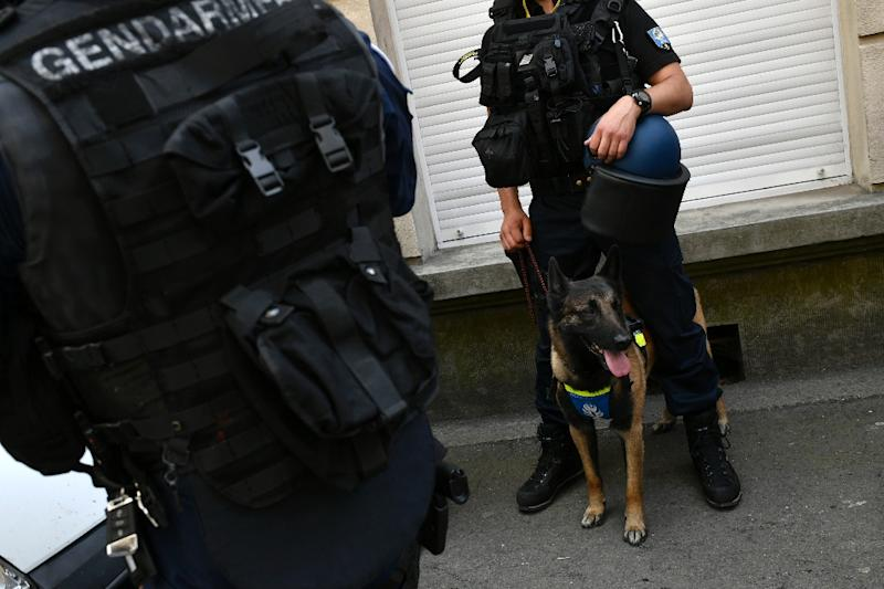 The French suspect has been jailed four times for acts of violence and theft and was put under surveillance after leaving prison in May 2015