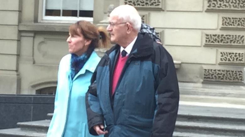 Crown, defence make their case in Christy Natsis appeal