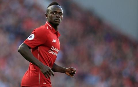 Sadio Mane will be missing for Liverpool after surgery on a broken hand - Credit: OFFSIDE