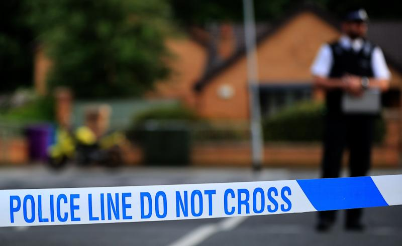 Coventry 'Drive-By': Police Investigate Shooting Of Boy, 15, In City Centre