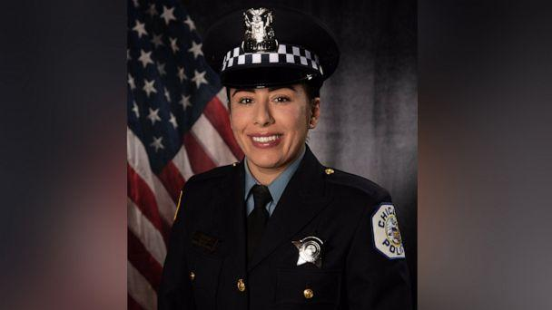 PHOTO: Chicago Police Officer Ella French seen here in an undated file photo. (Chicago Police Department)