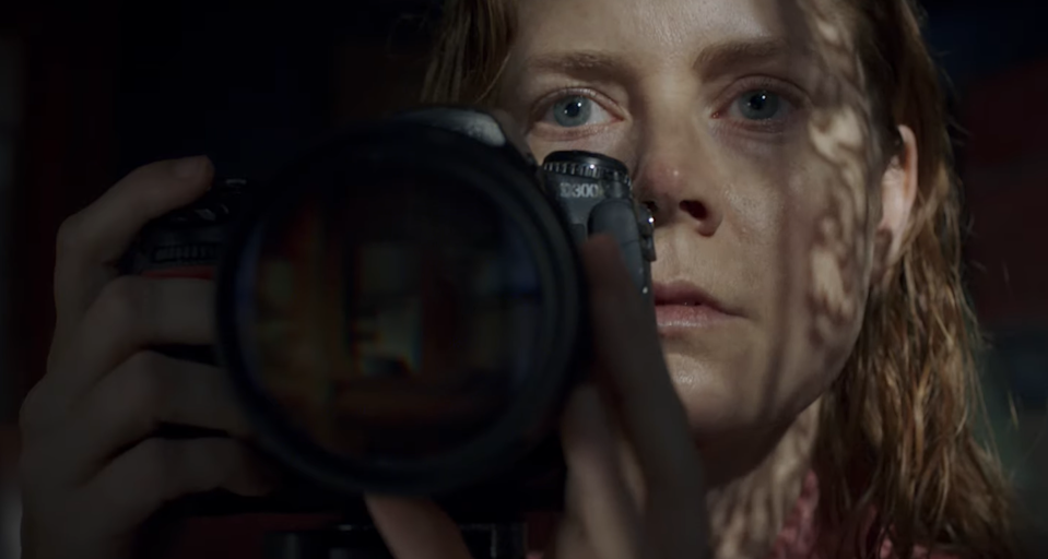Amy Adams in The Woman In The Window (Credit: Netflix)