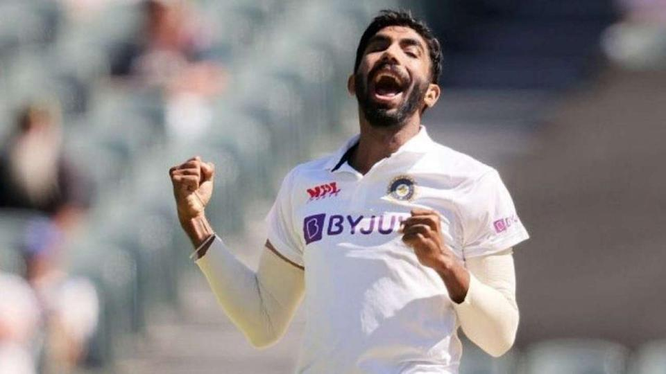 Jasprit Bumrah two wickets