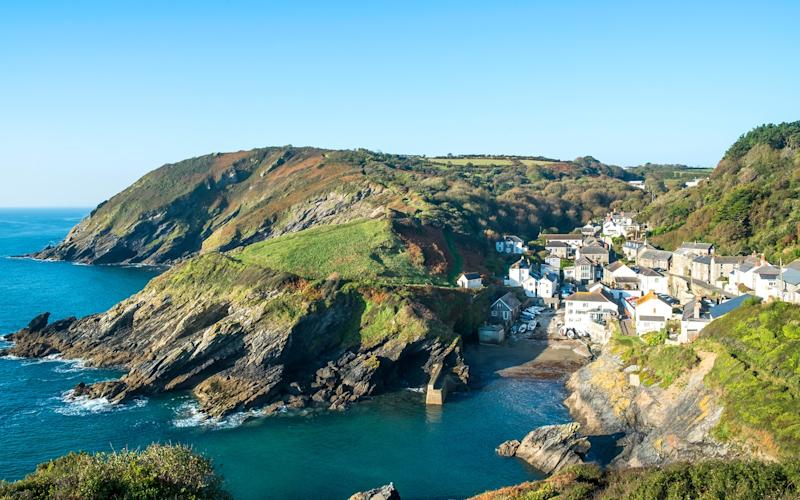 Cornwall spreads over England's rugged southwestern tip, and is a county of pretty harbour villages, coastal walks, traditional pubs and spectacular beaches.