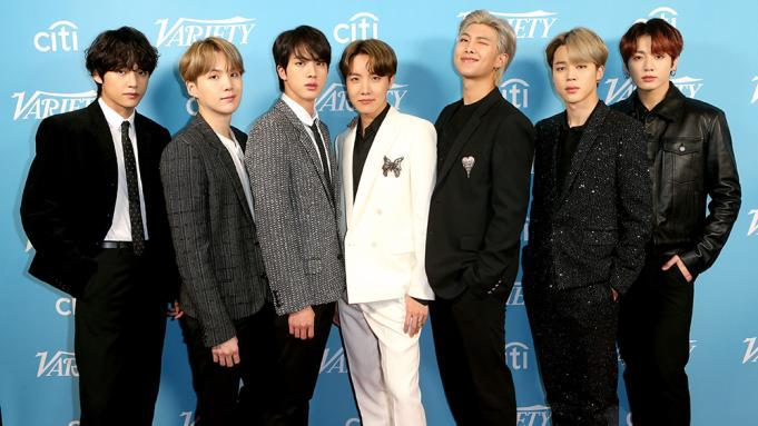 BTS to Debut New English Language Single in August - Variety