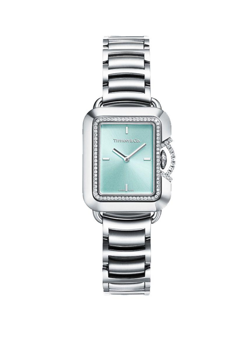 """<p>Tiffany & Co - £4,900.00</p><p><a class=""""link rapid-noclick-resp"""" href=""""https://www.tiffany.co.uk/watches/womens-watches/tiffany-t-limited-edition-26-x-32-mm-rectangle-watch-68483077"""" rel=""""nofollow noopener"""" target=""""_blank"""" data-ylk=""""slk:SHOP NOW"""">SHOP NOW</a></p>"""