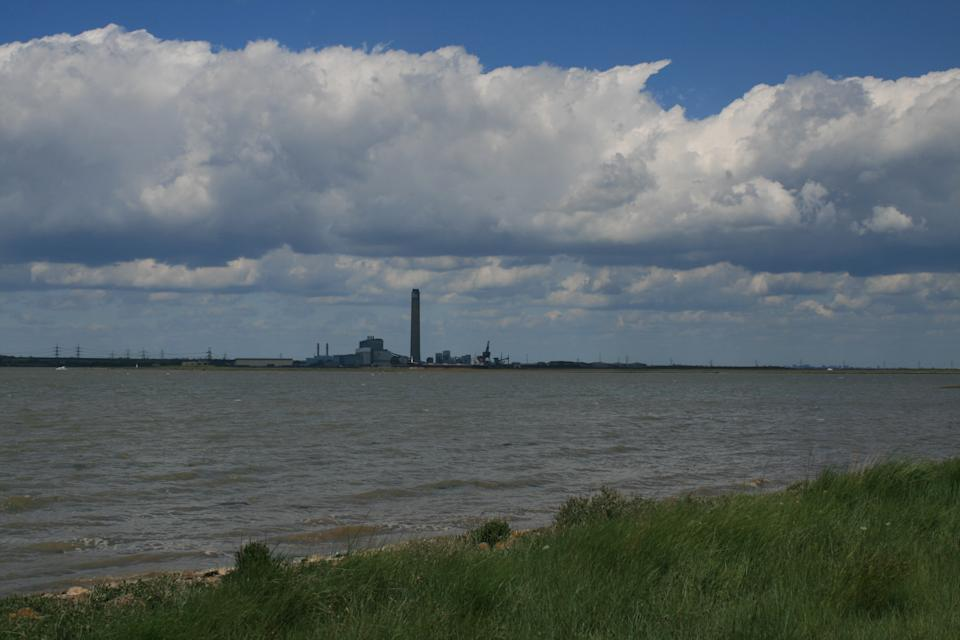 Isle of Grain, Horrid Hill, Kent