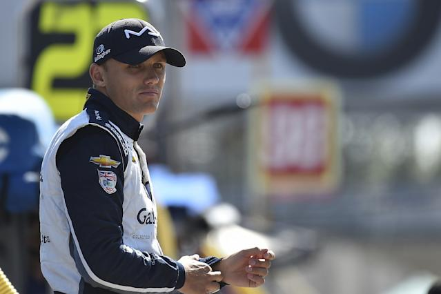 Chilton returns to selected IndyCar events for Carlin