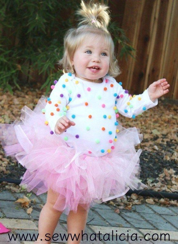 """<p>For the little lady who's sweet as can be (well, most of the time), she deserves a Halloween costume equally as delightful. </p><p><strong>Get the tutorial at <a href=""""https://www.sewwhatalicia.com/diy-tutu-and-cupcake-costume/"""" rel=""""nofollow noopener"""" target=""""_blank"""" data-ylk=""""slk:Sew What Alicia"""" class=""""link rapid-noclick-resp"""">Sew What Alicia</a>. </strong></p><p><strong><a class=""""link rapid-noclick-resp"""" href=""""https://www.amazon.com/belababy-Layers-Dress-Skirt-Months/dp/B06XK8BBMF/?tag=syn-yahoo-20&ascsubtag=%5Bartid%7C10050.g.4975%5Bsrc%7Cyahoo-us"""" rel=""""nofollow noopener"""" target=""""_blank"""" data-ylk=""""slk:SHOP TUTUS"""">SHOP TUTUS</a><br></strong></p>"""