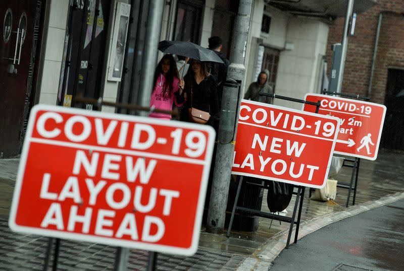 UK consumers remain cautious about returning to high streets