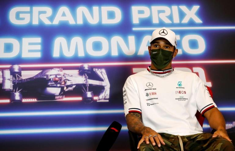 Hamilton is going for win number 99 in Monaco