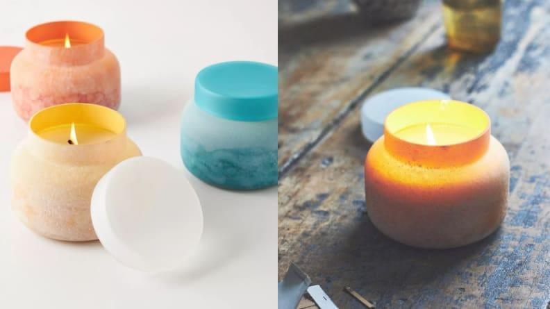 Capri Blue's summer candle collection is here.