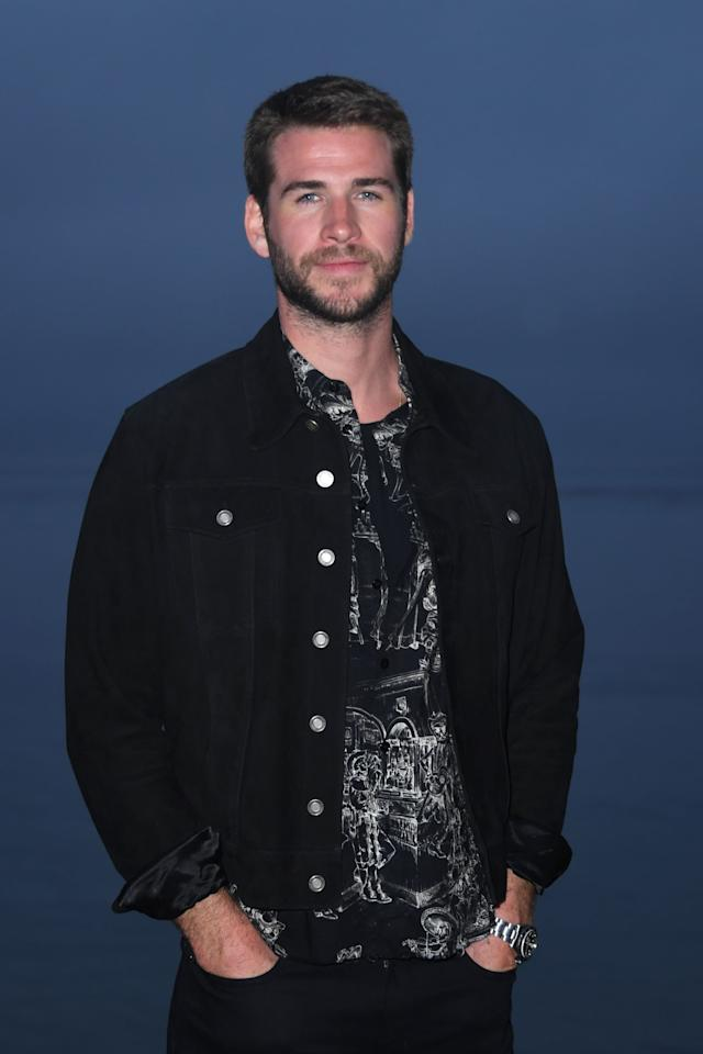 """<p>The duo packed on the PDA for a second time in February outside of a gym in LA, where Liam was wearing workout clothes and Gabriella seemingly met up with him after his sweat sesh. <a href=""""http://www.eonline.com/news/1119085/liam-hemsworth-and-gabriella-brooks-take-their-love-to-l-a-with-rare-sighting"""" target=""""_blank"""" class=""""ga-track"""" data-ga-category=""""Related"""" data-ga-label=""""http://www.eonline.com/news/1119085/liam-hemsworth-and-gabriella-brooks-take-their-love-to-l-a-with-rare-sighting"""" data-ga-action=""""In-Line Links"""">Liam and Gabriella were photographed in an embrace</a> while sharing a few kisses.</p>"""