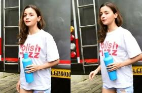 Alia Bhatt receives flak for being rude to bodyguards, watch video
