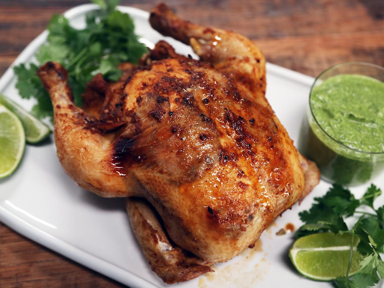 """<p>It's recipes like this one—which requires only 20 minutes of hands-on cooking to create an incredible (seriously, our test kitchen staff was blown away by the flavor this easy chicken dinner packed) whole-bird main course—that remind us exactly why we love the Instant Pot.</p> <p><a href=""""https://www.myrecipes.com/well-done-recipes/instant-pot-peruvian-chicken"""">Instant Pot Peruvian Chicken Recipe</a></p>"""