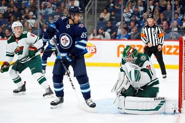 Andrew Copp and Sami Niku lead Jets past Wild 4-1 in pre-season game
