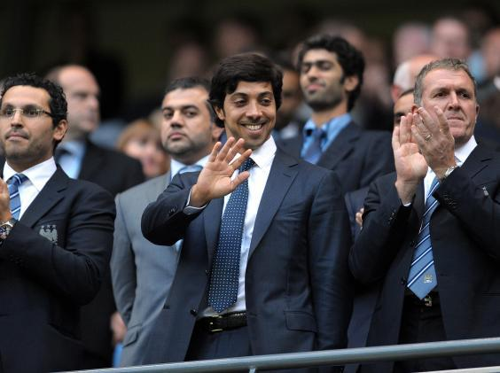 Manchester City are under Abu Dhabi ownership (AFP via Getty)