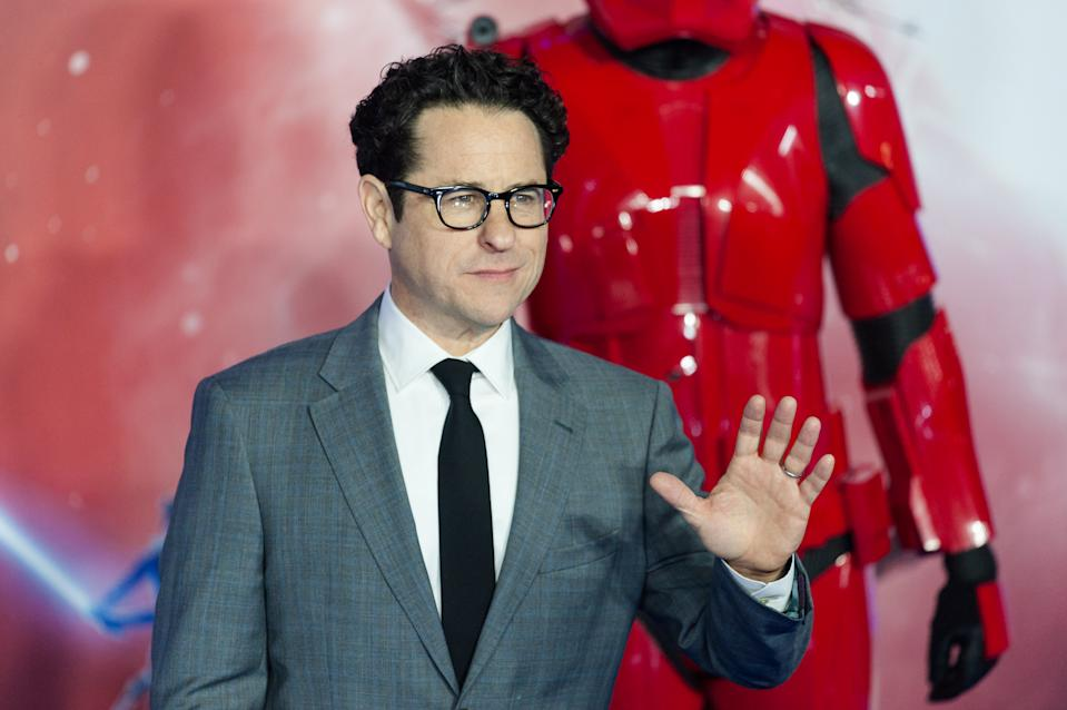 LONDON, UNITED KINGDOM - DECEMBER 18, 2019: J.J. Abrams attends the European film premiere of 'Star Wars: The Rise of Skywalker' at Cineworld Leicester Square on 18 December, 2019 in London, England.- PHOTOGRAPH BY Wiktor Szymanowicz / Barcroft Media (Photo credit should read Wiktor Szymanowicz / Barcroft Media via Getty Images)