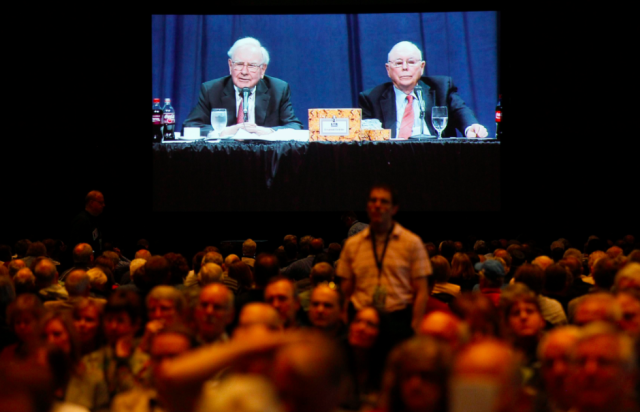 Buffett and Munger have been critics of fees charged to investors by fund managers.