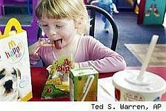 Happy Meal ban vote coming.