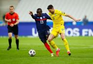 World Cup Qualifiers Europe - Group D - France v Ukraine