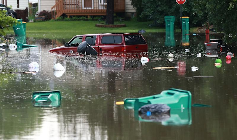 Report: Climate Change Is Already Hurting the U.S.