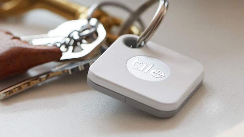 Best Valentine's Day gifts for men: Tile Mate tracker.