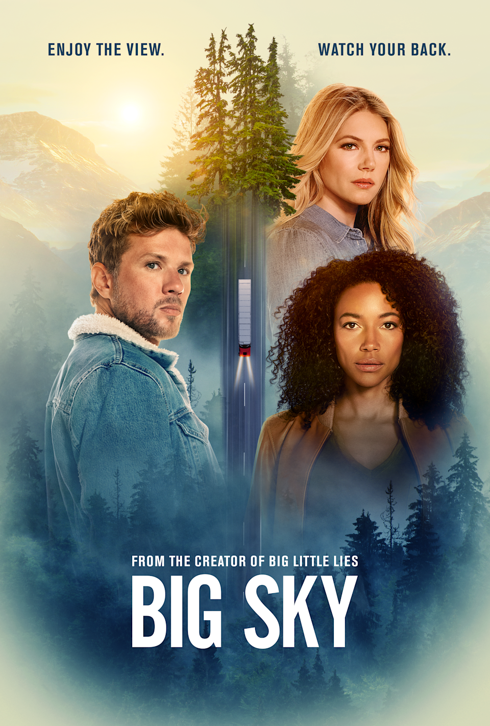 Key art for  Big Sky (Disney+)