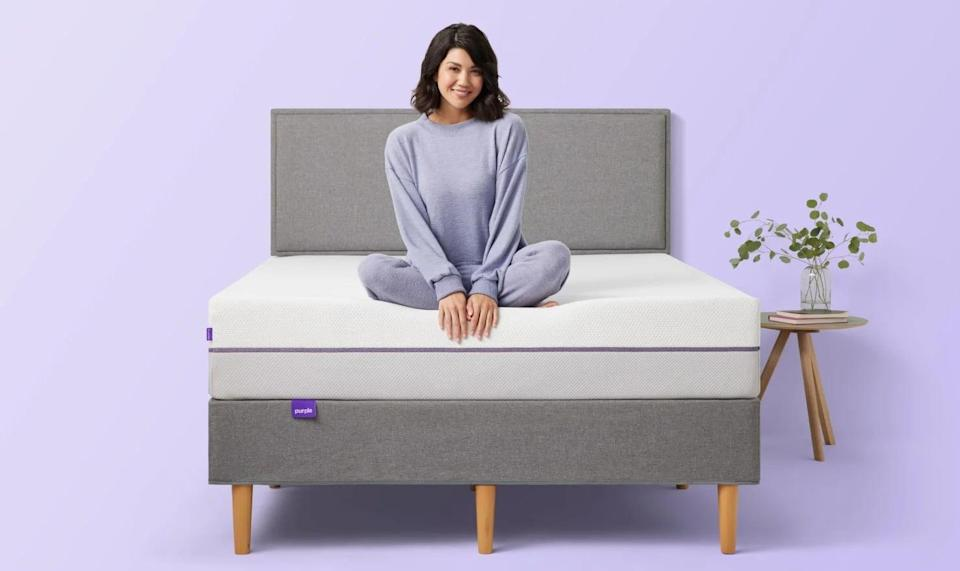 <p>The <span>The Purple Plus Mattress</span> ($1,099-$2,598) is the brand's newest addition to the line. It's the traditional mattress with an extra two layers of plush, premium foam. This one is perfect if you want something super soft.</p>