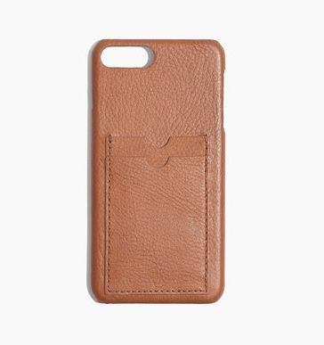 "I love practical purchases. Better yet, I like practical products with dual purposes. <a href=""https://www.madewell.com/madewell_category/BAGS/smallleathergoods/PRDOVR~G4562/G4562.jsp"" target=""_blank"">This phone case</a> is perfect for holding commuter cards and IDs (though I probably wouldn't recommend carrying your credit card on the back of your phone)."