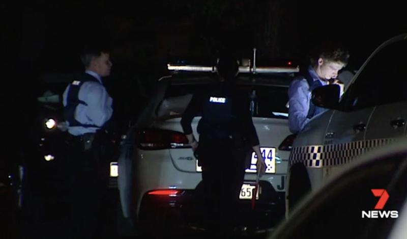 Emergency crews arrived at the house to find nine backpackers either unconscious, or suffering seizures after taking the then unknown substance. Source: 7 News
