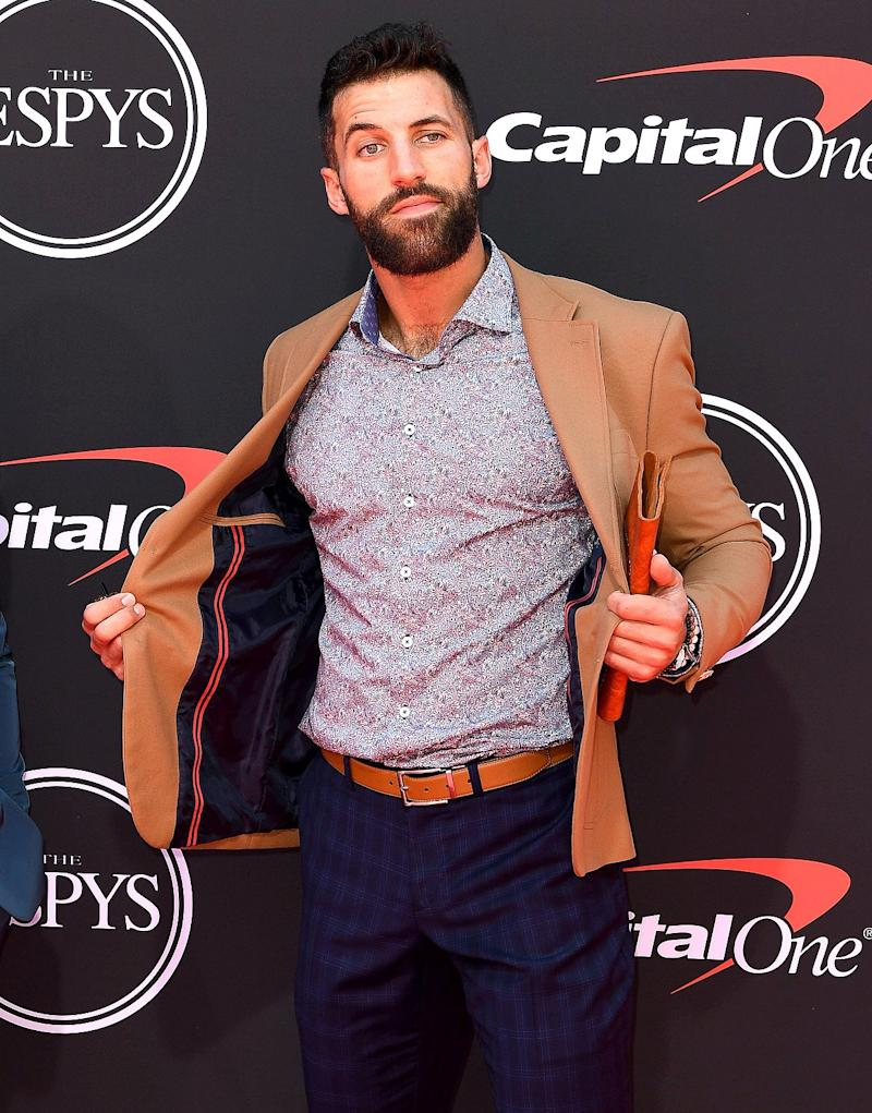 Meet Paul Rabil, the Professional Lacrosse Player Who's Also Fluent in Fashion