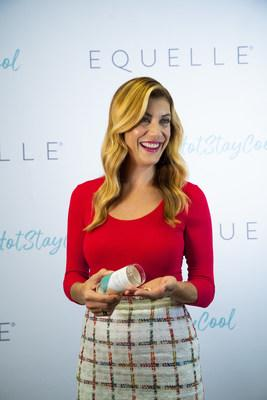 """Kate Walsh partners with EQUELLE as face of """"Live Hot, Stay Cool"""" campaign, which encourages women to be and feel their best during menopause."""