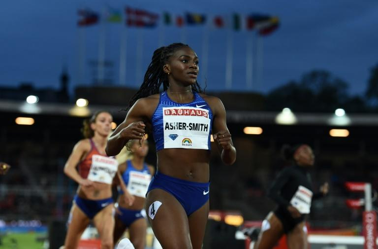British sprinter Dina Asher-Smith will be the main attraction for home fans at the London Diamond League