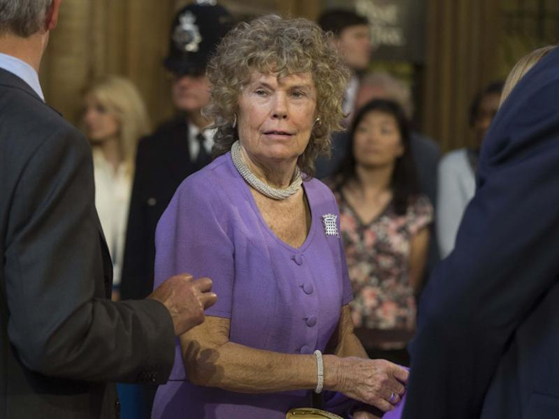 Labour MP Kate Hoey is part of the crossbench support for Vote Leave (Getty): Getty