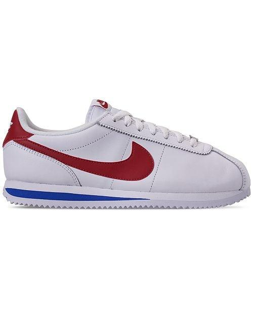 "<p>These <a href=""https://www.popsugar.com/buy/Nike-Men-Cortez-Basic-Leather-OG-Casual-Sneakers-496506?p_name=Nike%20Men%27s%20Cortez%20Basic%20Leather%20OG%20Casual%20Sneakers&retailer=macys.com&pid=496506&price=75&evar1=savvy%3Aus&evar9=46700930&evar98=https%3A%2F%2Fwww.popsugar.com%2Fphoto-gallery%2F46700930%2Fimage%2F46700941%2FNike-Men-Cortez-Basic-Leather-OG-Casual-Sneakers&list1=shopping%2Cgifts%2Cgift%20guide%2Cgifts%20for%20him%2Cgifts%20for%20men%2Cmacys&prop13=api&pdata=1"" rel=""nofollow"" data-shoppable-link=""1"" target=""_blank"" class=""ga-track"" data-ga-category=""Related"" data-ga-label=""https://www.macys.com/shop/product/nike-mens-cortez-basic-leather-og-casual-sneakers-from-finish-line?ID=7884168&amp;CategoryID=143744"" data-ga-action=""In-Line Links"">Nike Men's Cortez Basic Leather OG Casual Sneakers</a> ($75) are a great gift because they're both sporty and cool.</p>"