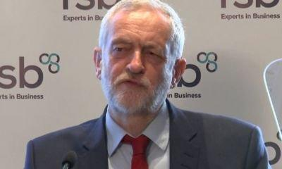 Corbyn: We'll stand up for smaller firms against 'cheating' giants