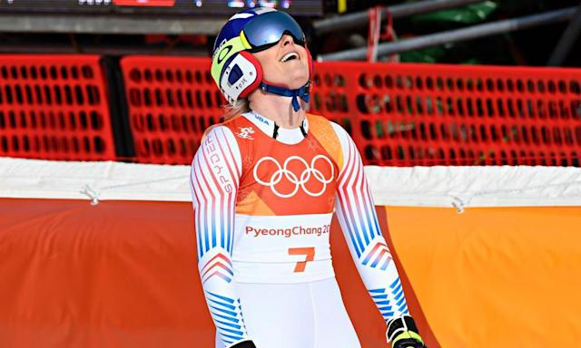 "<span class=""element-image__caption"">Lindsey Vonn said this will be her final Olympics. </span> <span class=""element-image__credit"">Photograph: Alain Grosclaude/Agence Zoom/Getty Images</span>"