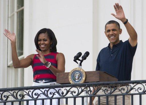 Michelle Obama will head the US delegation, while there are no plans for her husband President Barack Obama to attend